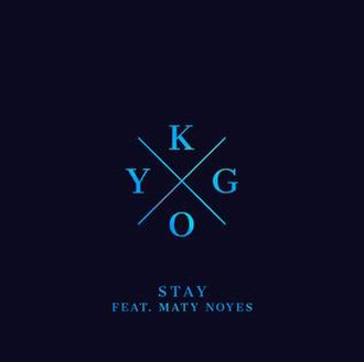 Kygo featuring Maty Noyes - Stay (studio acapella)