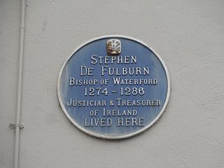 Stephen de Fulbourn bishop
