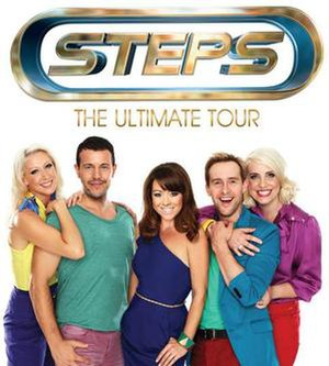 The Ultimate Tour (Steps) - Image: Steps Ultimate Tour