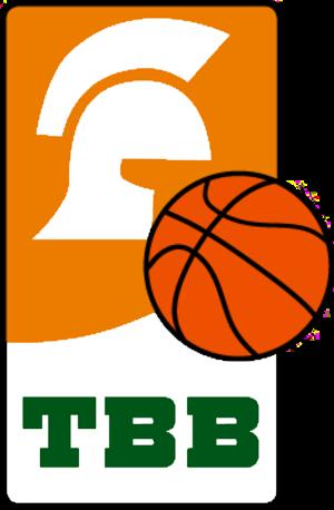Gladiators Trier - Image: TBB Trier logo