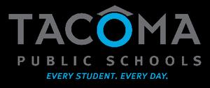 Tacoma Public Schools - Image: Tacoma Public Schools logo 01