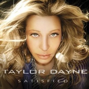 "Satisfied (Taylor Dayne album) - Image: Taylor Dayne ""Satisfied"""