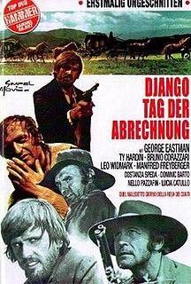 <i>Terrible Day of the Big Gundown</i> 1971 film by Sergio Garrone