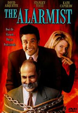The Alarmist - DVD case