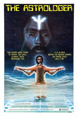 The Astrologer (film) - Theatrical release poster