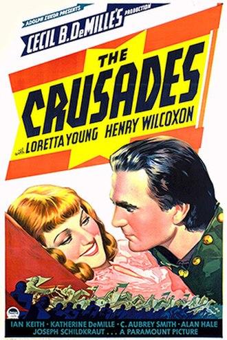 The Crusades (film) - Film poster