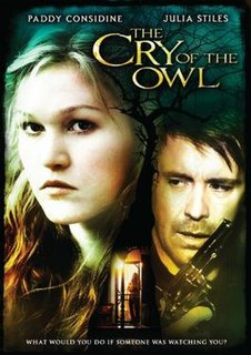 <i>The Cry of the Owl</i> (2009 film) 2009 film by Jamie Thraves
