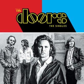 The Singles (The Doors album) - Image: The Doors The Singles (2017)