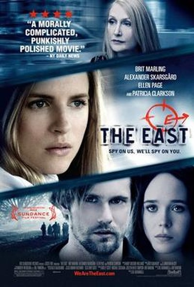Picture of a movie: The East