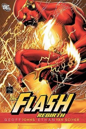 The Flash: Rebirth - Cover for The Flash: Rebirth