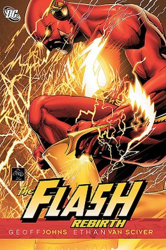 The Flash: Rebirth - Cover for The Flash: Rebirth
