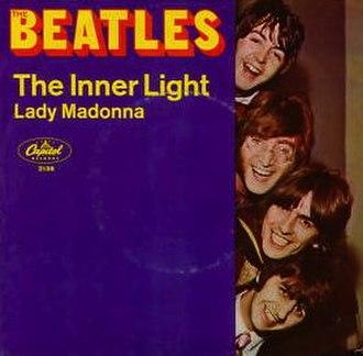 The Inner Light (song) - Image: The Inner Light US picture sleeve