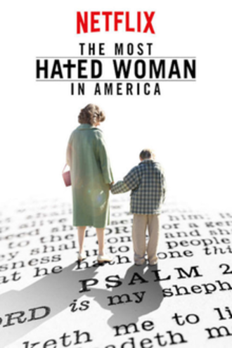 The Most Hated Woman in America - Film poster