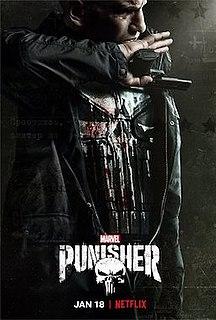 <i>The Punisher</i> (season 2) Season of television series