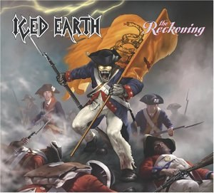 The Reckoning (Iced Earth song) - Image: The Reckoning (song) cover