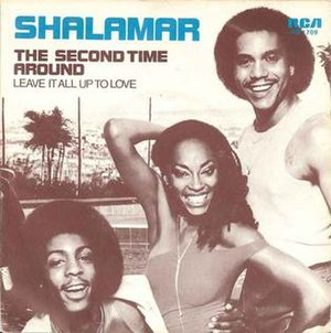 The Second Time Around (Shalamar song) - Image: The Second Time Around Shalamar