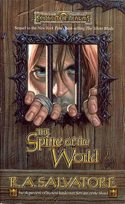 Picture of a book: The Spine Of The World