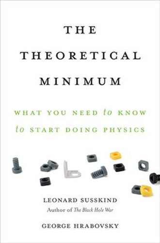 The Theoretical Minimum - Hardcover edition