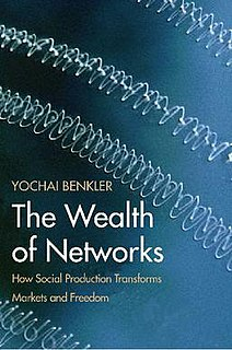 <i>The Wealth of Networks</i> Book by Yochai Benkler