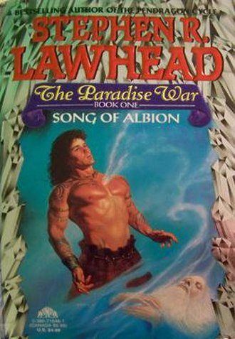 Song of Albion - Cover of The Paradise War by Daniel Horne