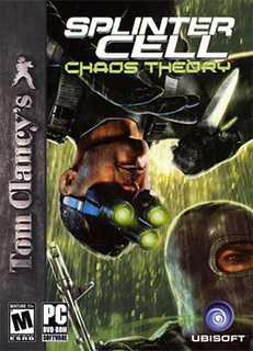 <i>Tom Clancys Splinter Cell: Chaos Theory</i> 2005 video game