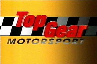 <i>Top Gear Motorsport</i> television series