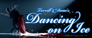 Torvill and Dean's Dancing on Ice - Image: Torvill and Dean's Dancing On Ice Logo
