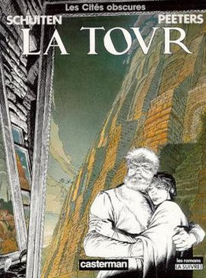 La Tour (comics) - La Tour, cover