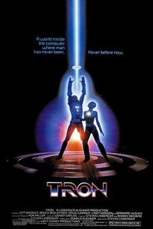 Tron (1982) 220px-Tron_poster