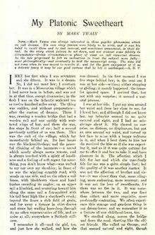 the war prayer summary sparknotes