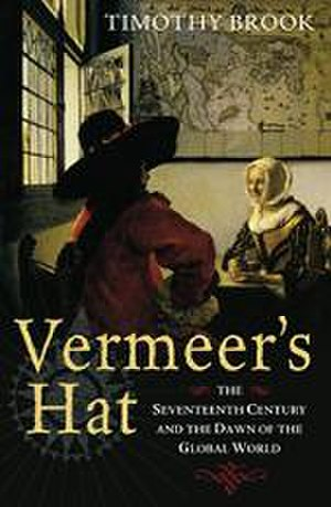 Vermeer's Hat - The front cover of Vermeer's Hat.