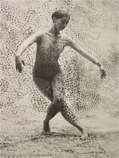 Viola Farber American choreographer