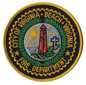 Virginia Beach Fire Department - Image: Virginia Beach Fire Department Logo
