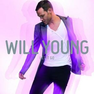 Let It Go (Will Young song) - Image: Will Young Let It Go
