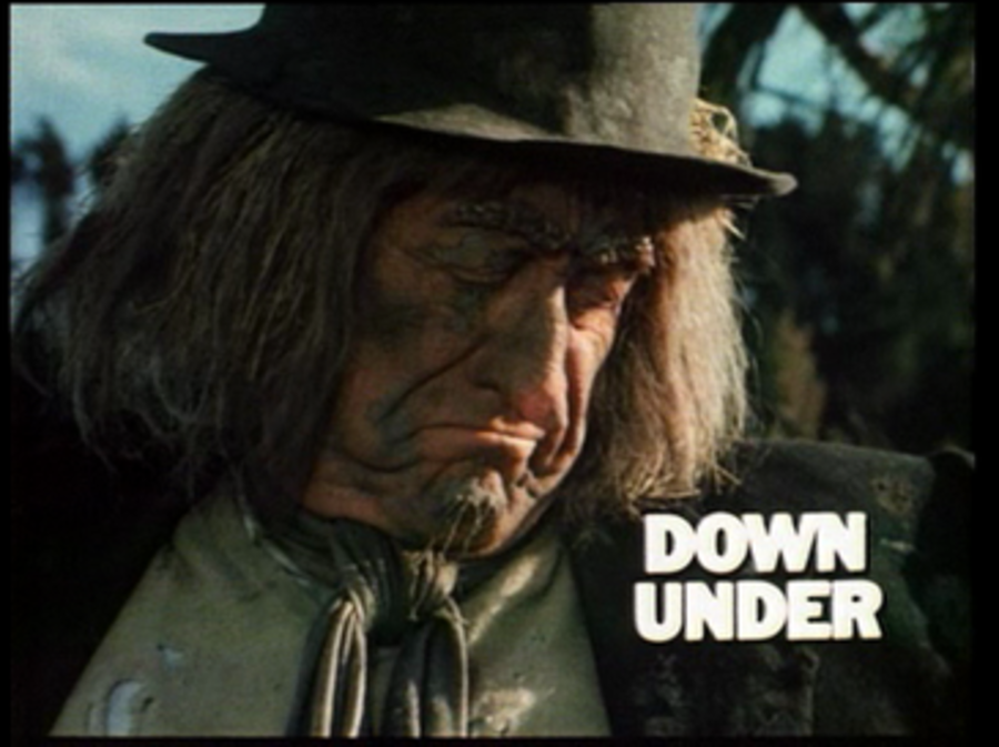 Worzel Gummidge Down Under