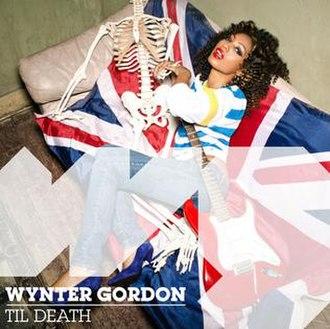 Wynter Gordon - Til Death (studio acapella)