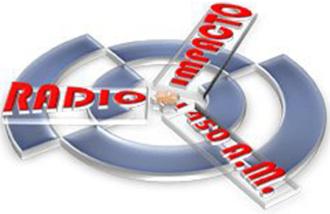 XERNB-AM - Image: XERNB Radio Impacto 1450 logo