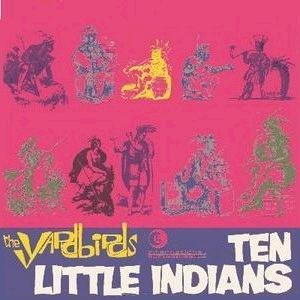 Ten Little Indians (Harry Nilsson song) - Image: Yardbirdstenlittlein dians