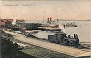 Yarmouth in 1910.