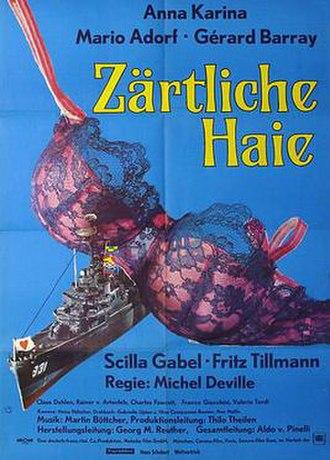 Zärtliche Haie - Film poster