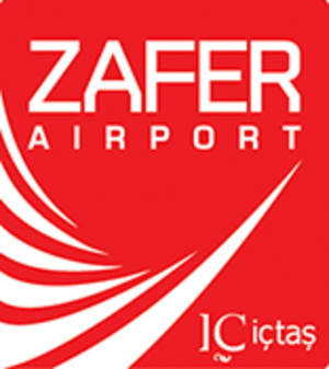 Zafer Airport - Image: Zafer Airport logo