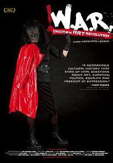 <i>!Women Art Revolution</i> 2010 documentary film directed by Lynn Hershman Leeson