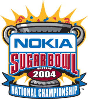 2004 Sugar Bowl - Image: 2004 Sugar Bowl logo