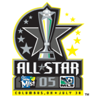 2005 MLS All-Star Game logo.png