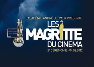 2nd Magritte Awards - Official poster