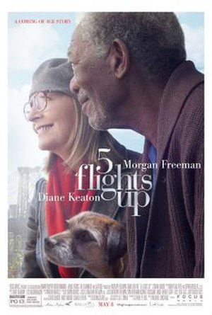 5 Flights Up - Theatrical release poster