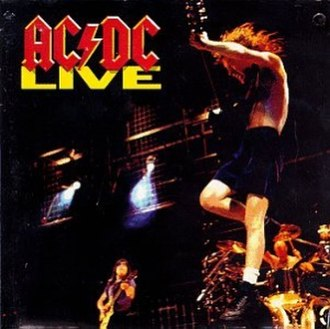 AC/DC Live - Image: ACDC Live ACD Calbum