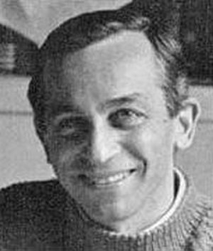 Alfred Andriola - Alfred Andriola in 1966