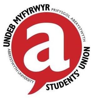 Aberystwyth University Students' Union - Image: Aberystwyth University Students' Union logo