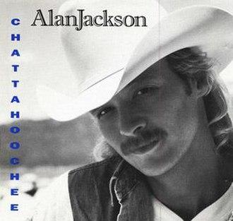 Chattahoochee (song) - Image: Alan Jackson Chattahoochee